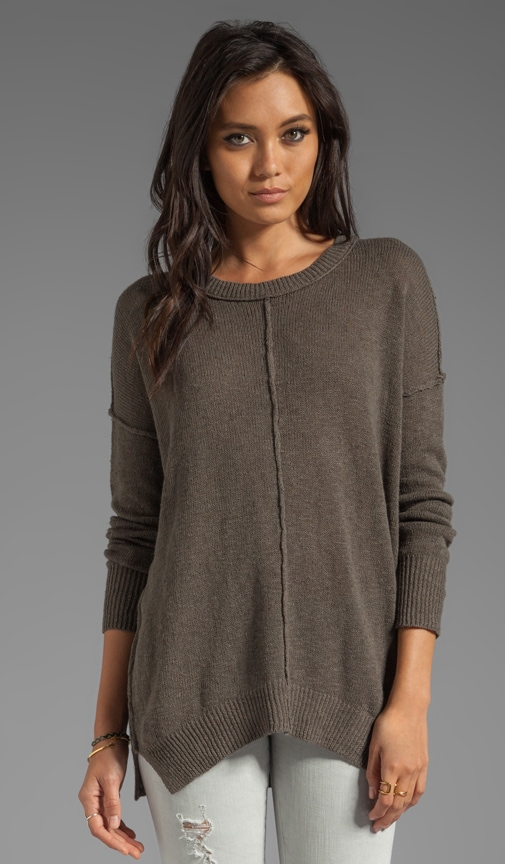 The Acre Hi-Lo Sweater