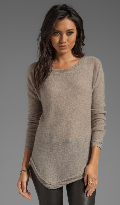 The Imperfect Asymmetric Sweater