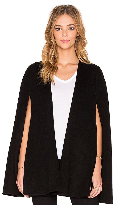 Line Ramsay Coat in Black