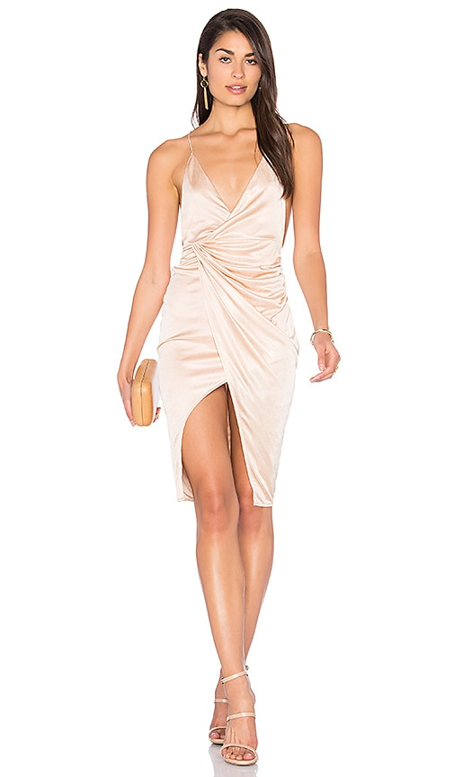 Lioness LIONESS Carrie Dress in Beige.