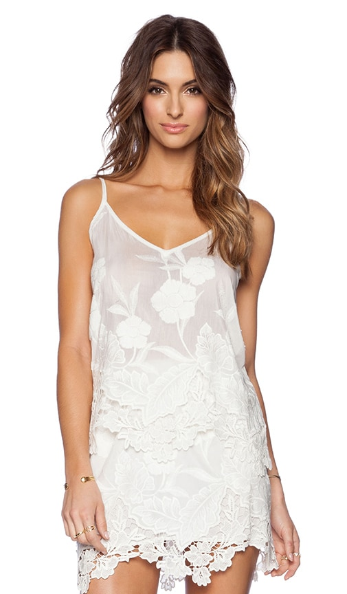 Arie Lace Inset Cami
