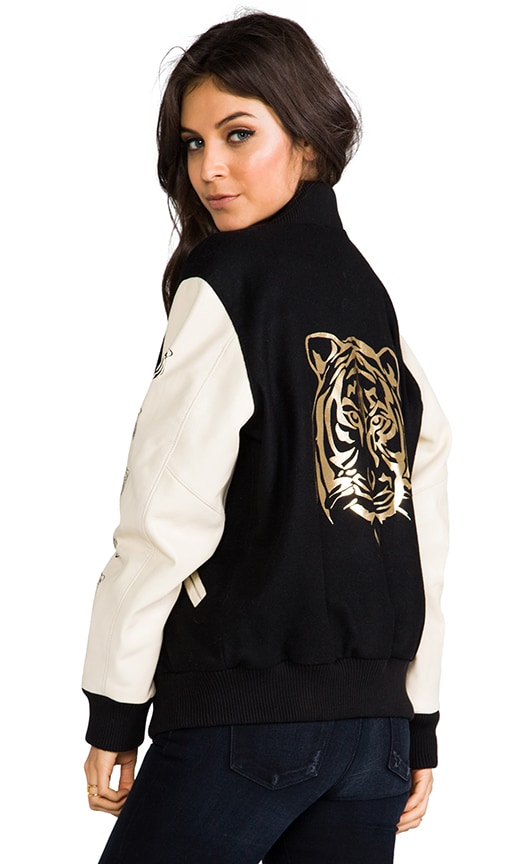 Lover Letterman Jacket