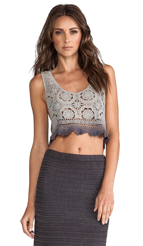 By The Wayside Crochet Top