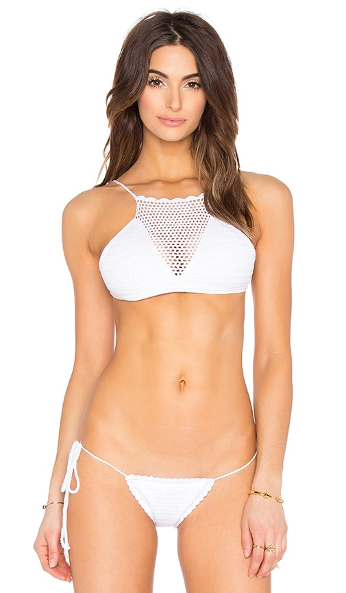Playful Plunder Bikini Top