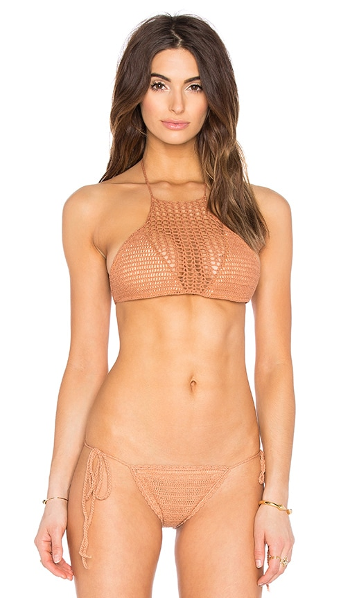 My New Badge Bikini Top