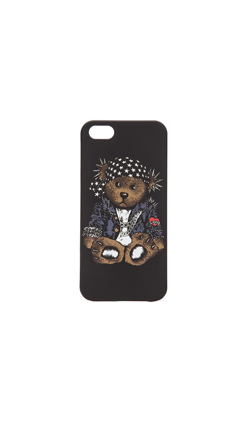 Rocker Teddy Phone Case