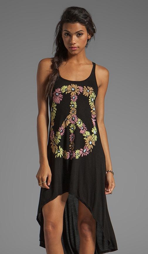 Daria Color Peace Daisy Tank Dress