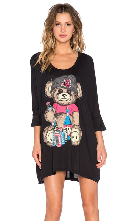 Milly Color Juice Bear Oversized Dress