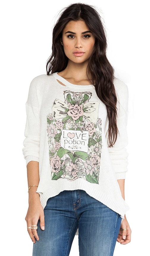 Jewel Love Potion Sweater