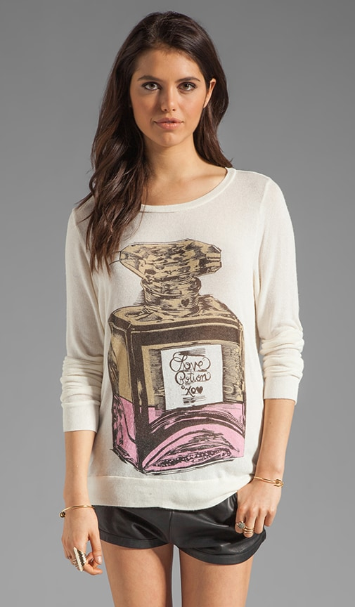 Addison Color Love Potion Sweater