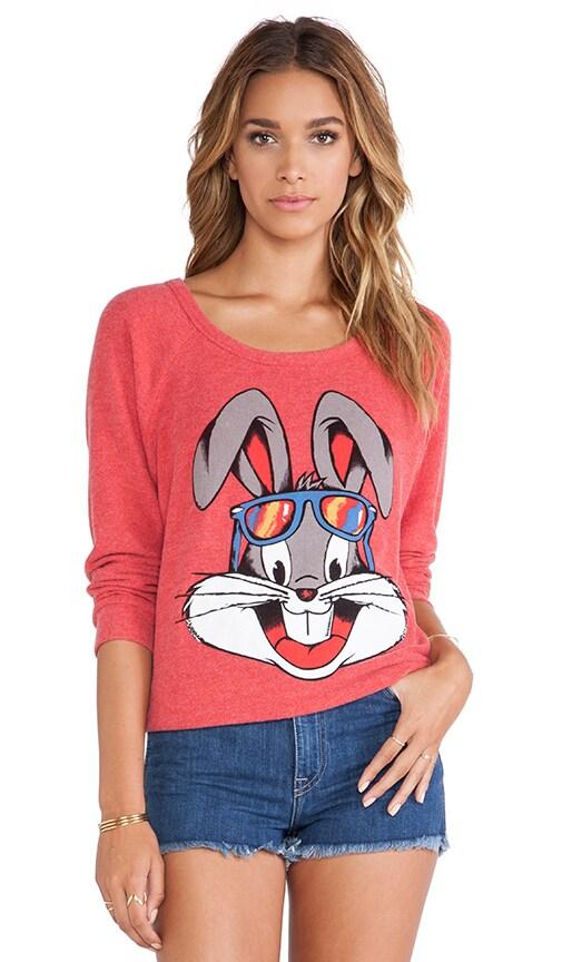 Brenna Bugs Bunny Pullover