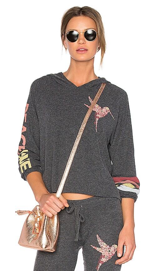Lauren Moshi Oceana Pullover in Black