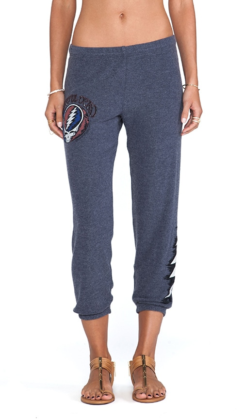 Alana Grateful Dead Crop Sweatpant