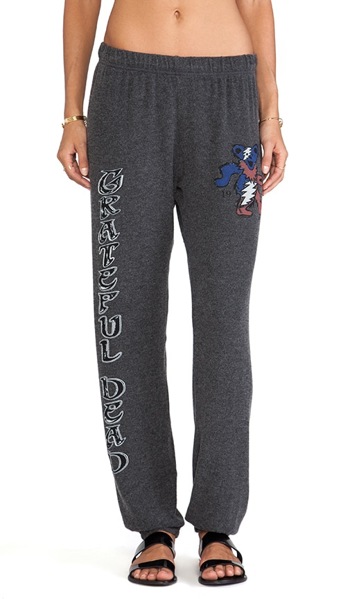 Tanzy Classic Grateful Dead Leg Sweatpants