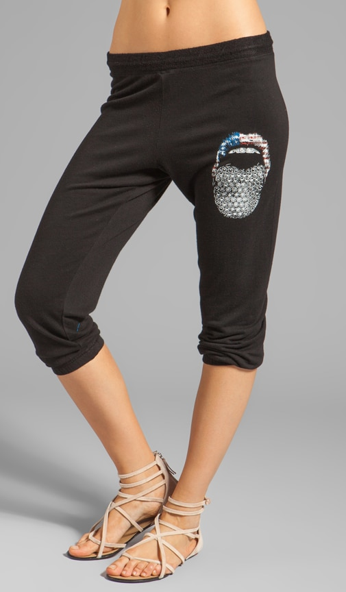 Birdy Color Flag Diamond Tongue Sweatpant