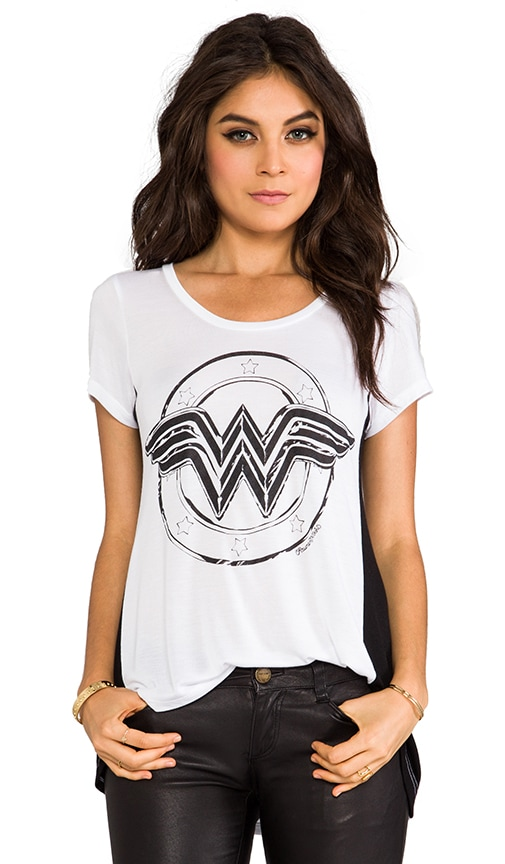 Betty Wonder Women Open Back Tee