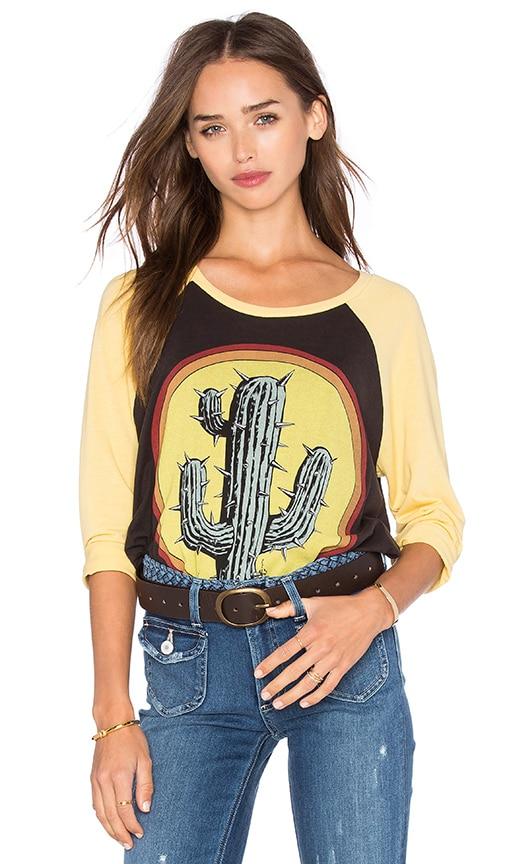 Maglan Sun Cactus Boyfriend Tee