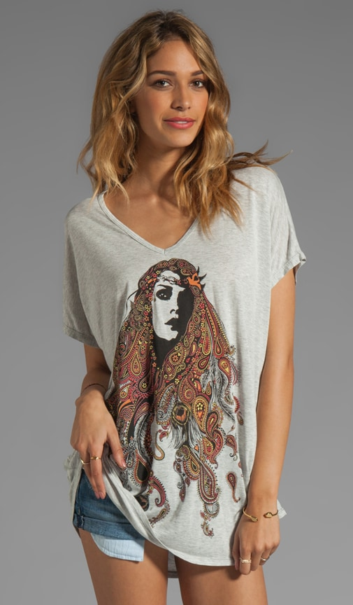 April Color Gypsy Girl Tee