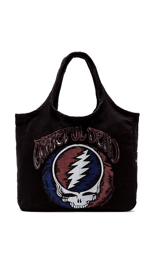 Taylor Grateful Dead Canvas Tote