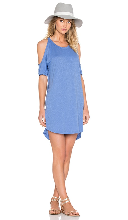 LNA Ella Dress in Summer Blue