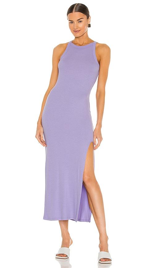 Lna CANDI RIB DRESS