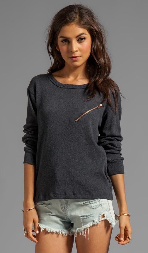 Carter Zip Sweater