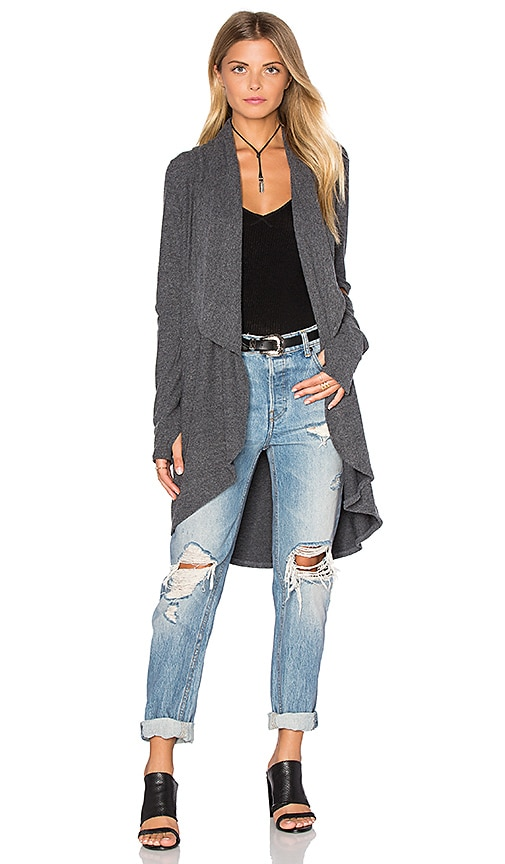 Open Elbow Cardigan