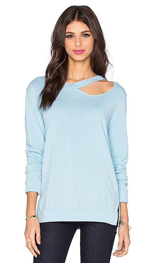 LNA Cueva Sweatshirt in Retro Blue
