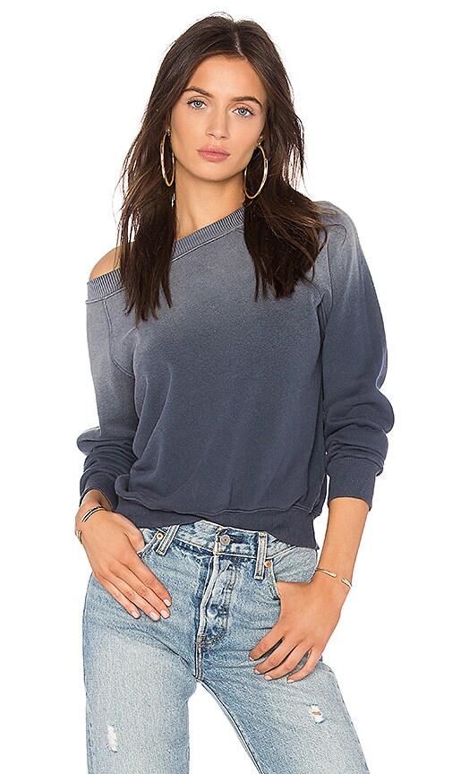 LNA Bayside Sweatshirt in Blue