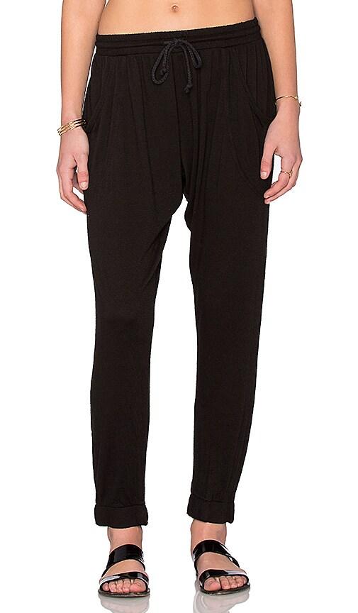 LNA Gypsy Pant in Black