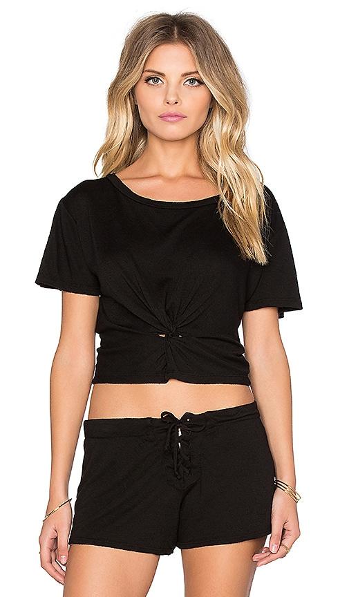 LNA Candace Top in Black