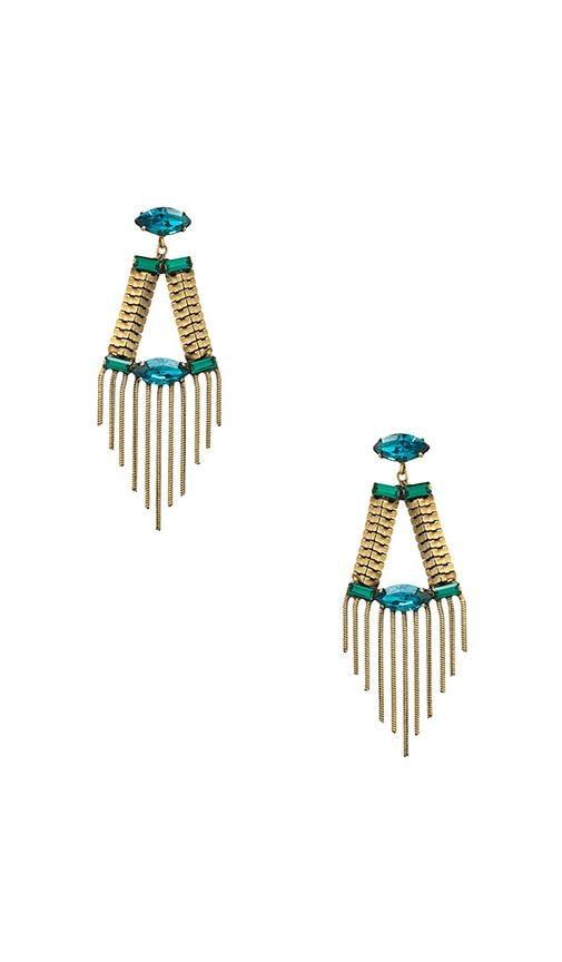 Greenwich Earrings
