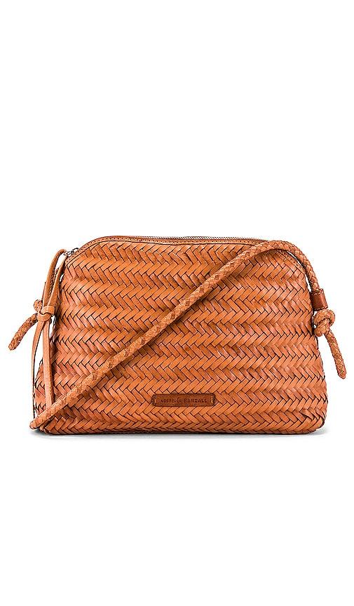 Mallory Woven Crossbody Bag
