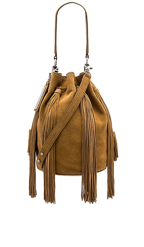 Loeffler Randall Industry Handbag in Tan