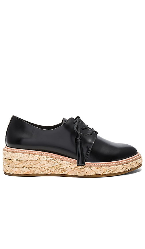 Loeffler Randall Callie Oxford in Black