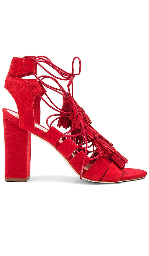 Loeffler Randall Luz Heel in Red