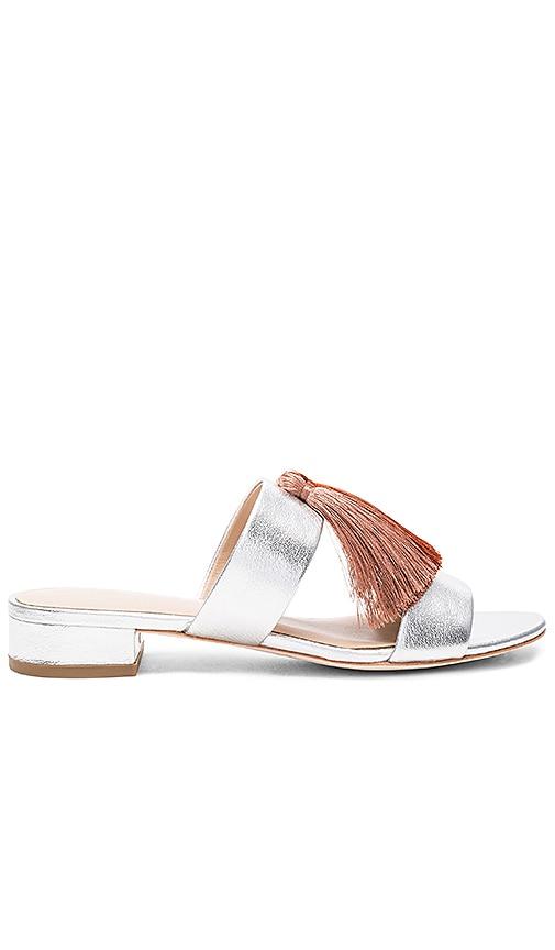 Loeffler Randall Rubie Sandal in Metallic Silver