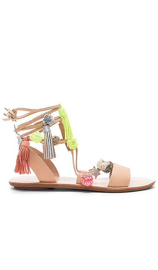 Loeffler Randall Suze Sandal in Tan