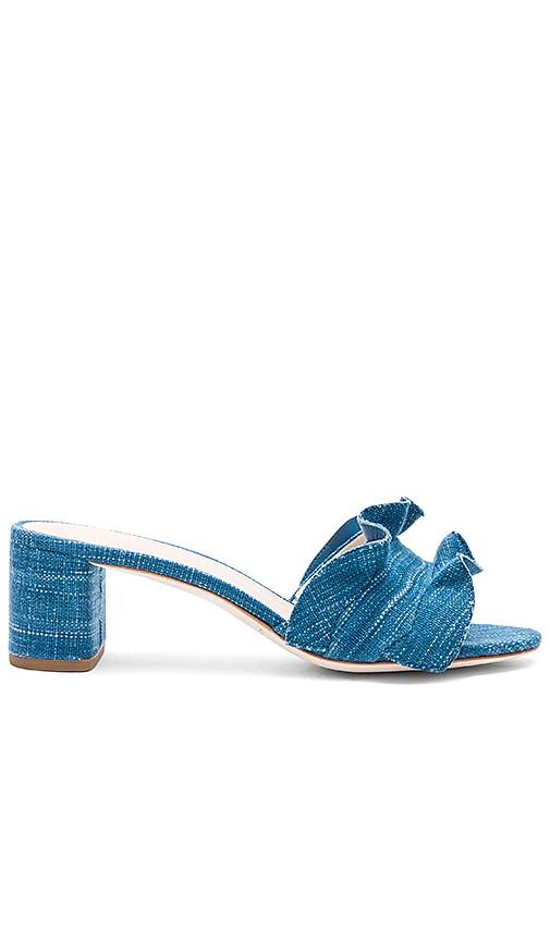 Loeffler Randall Vera Heel in Blue