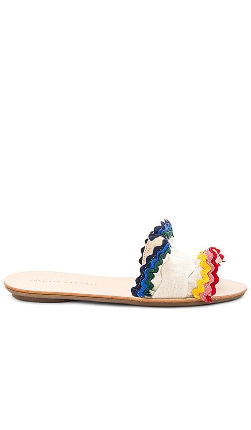Birdie Ruffle Sandal