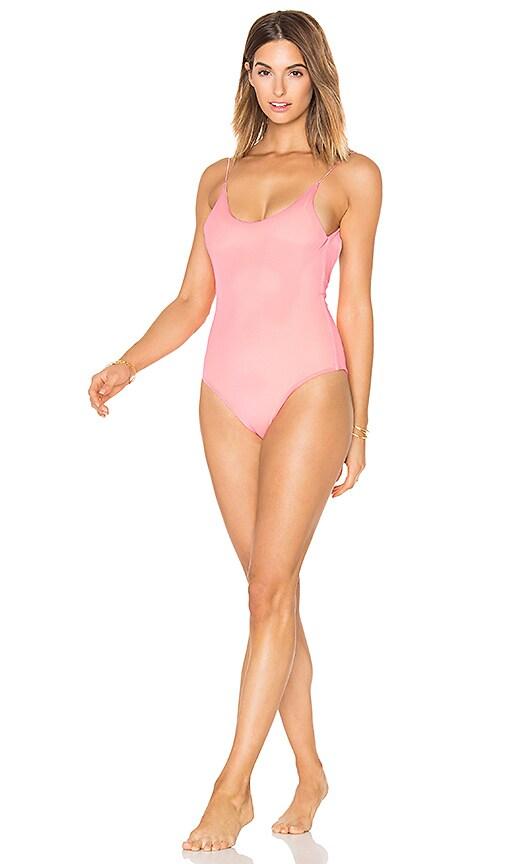 lolli swim Barbie One Piece in Pink