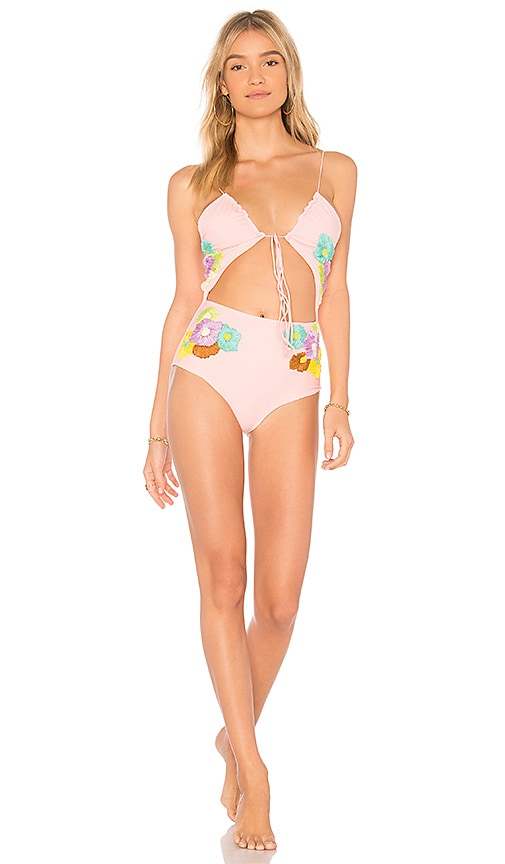 LOLLI SWIM SMITTEN ONE PIECE