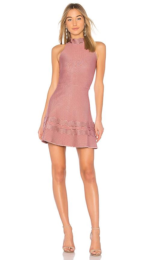 LOLITTA Corinne Cut Out Dress in Lavender