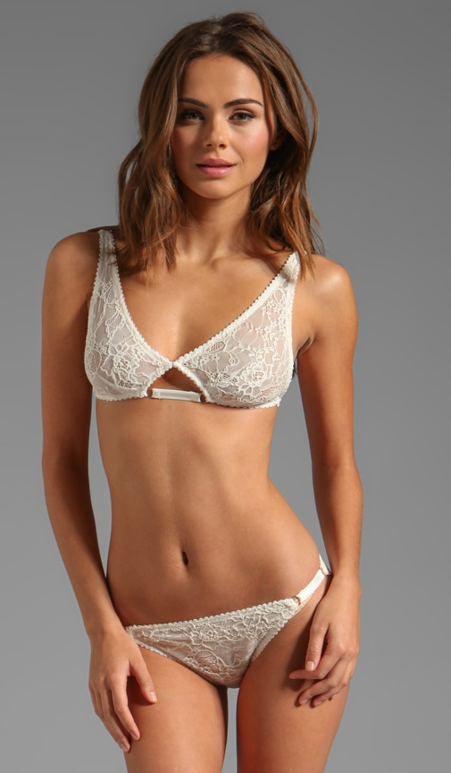 Hearts Lux Softcup Bra