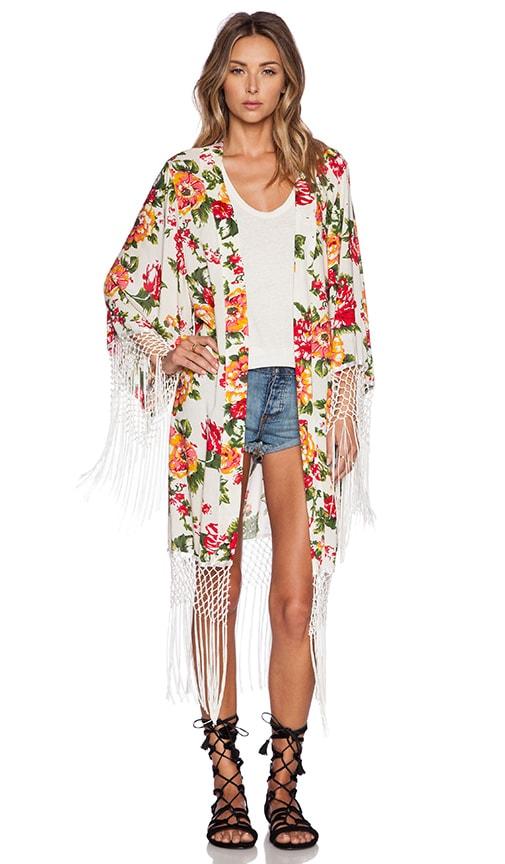 Sunny Isles Kimono