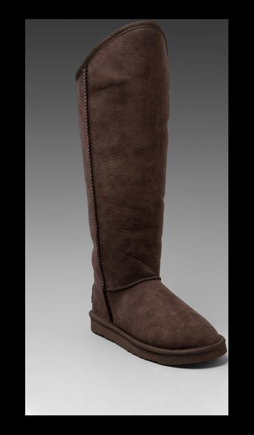 Cosy Extra Tall with Sheepskin