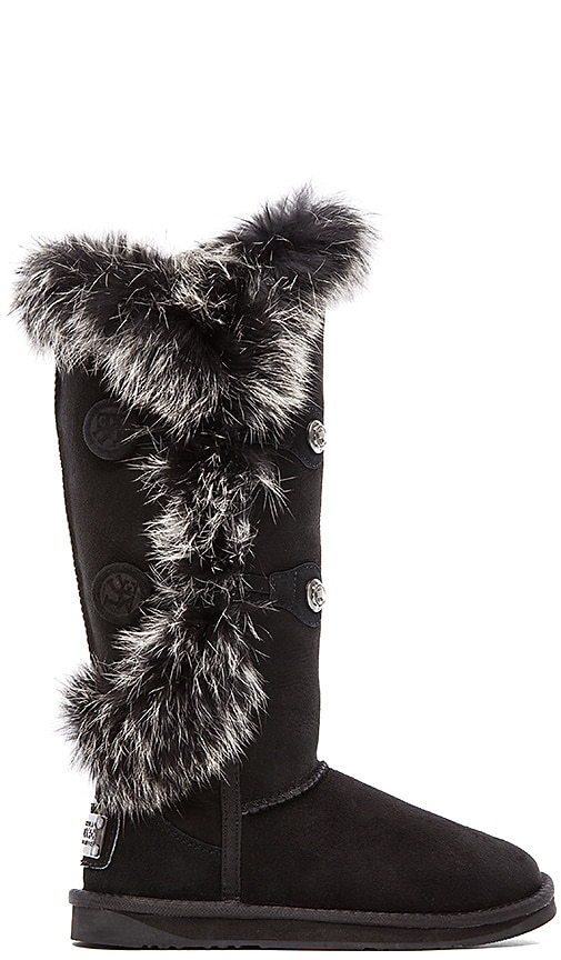 Nordic Angel Extra Tall with Rabbit Fur Trim