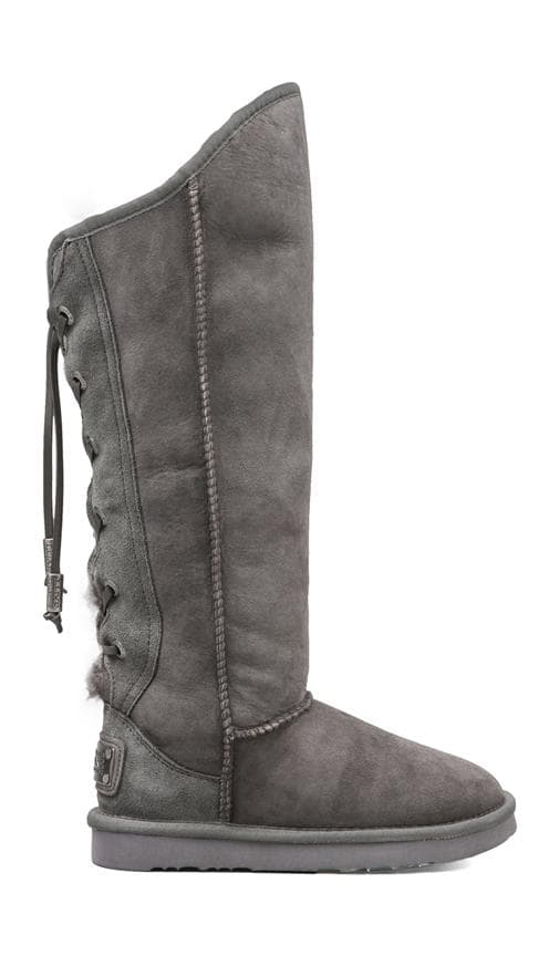 Dita Extra Tall with Sheep Shearling
