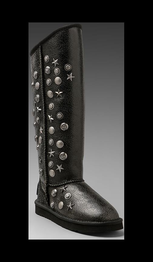 Angel X-Tall Boot with Sheepskin