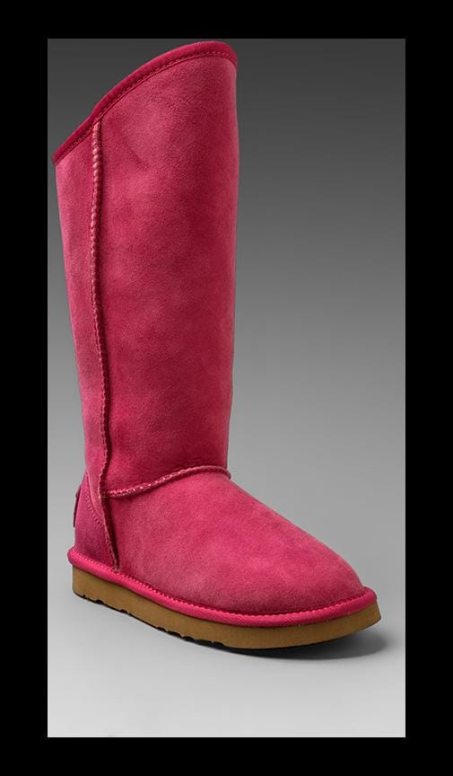 Cosy Tall Boot with Sheep Shearling